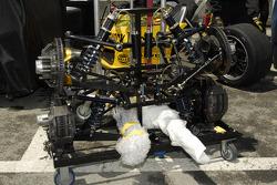 Crash damage repair parts