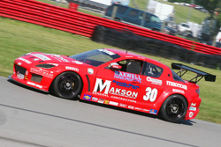 Makson Construction Racers Edge Motorsports Mazda RX-8 : Ross Smith, Craig Stone