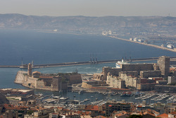 Visit of Marseille: port of Marseille