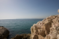 Visit of Marseille: Mediterranean sea