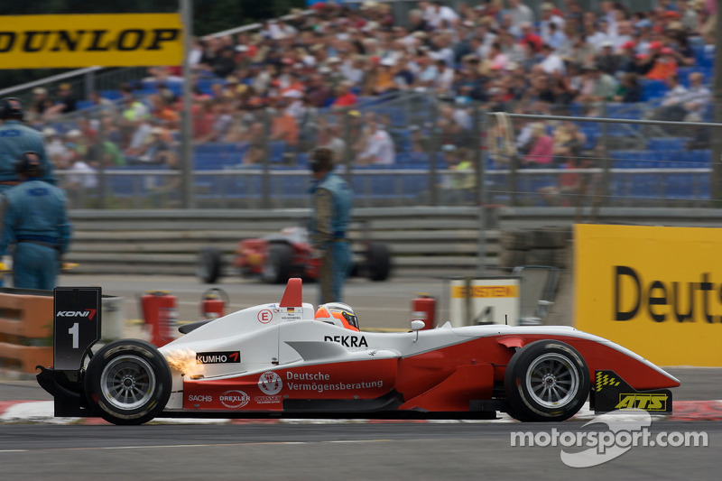 2008 - F3 Euro Series