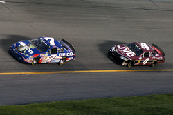 Mike Wallace and Derrike Cope