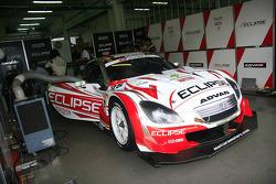Toyota Team Tsuchiya Eclipse Advan SC430 machine