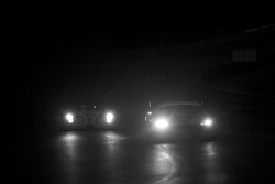 #009 Aston Martin Racing Aston Martin DBR9: David Brabham, Darren Turner, Antonio Garcia, #35 Saulnier Racing Pescarolo Judd: Pierre Ragues, Matthieu Lahaye, Congfu Cheng