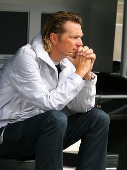 Hans-Jürgen Mattheis, Team Manager HWA