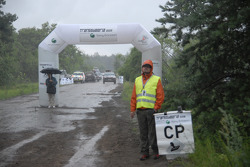 Stage 1 ambiance at a check point