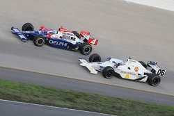 Vitor Meira and Graham Rahal
