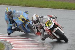 Randy De Puniet y Loris Capirossi