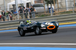 #43 Jaguar D Type: Tony Pickering, Roger Earl
