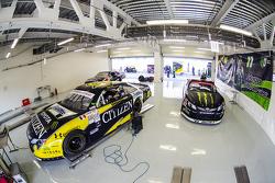 Garaje del equipo HO Speed Racing