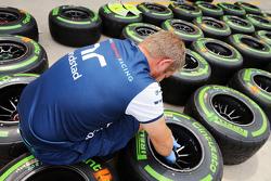 Pneus Pirelli Intermédiaires