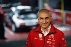 Дидье Клемен, главный инженер Citroën World Rally Team