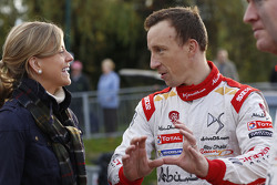 Сьюзи Вольф и Крис Мик, Citroën World Rally Team