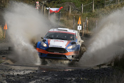 Eric Camilli and Benjamin Veillas, Ford Fiesta R5