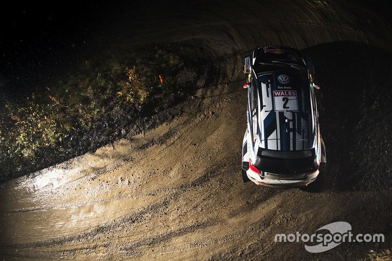 4. Jari-Matti Latvala y Miikka Anttila, Volkswagen Polo WRC, Volkswagen Motorsport
