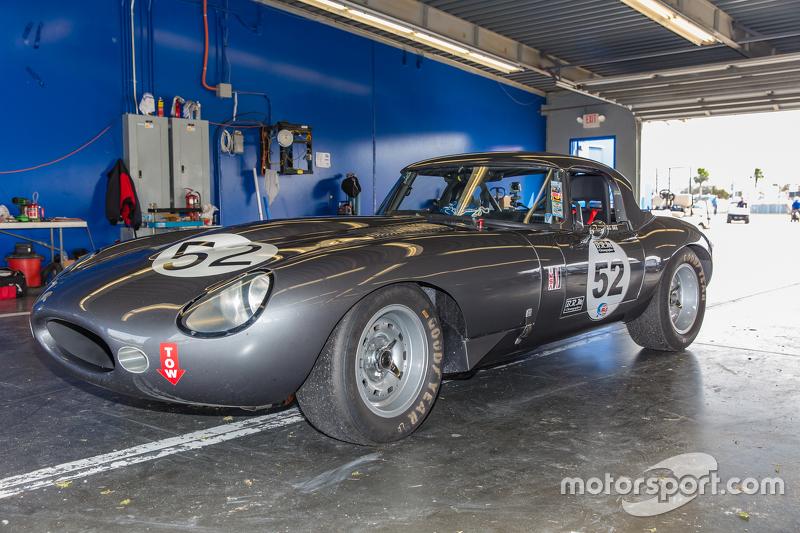 Jaguar XKE LW Coupé von 1963