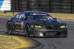 #25 BMW Team RLL BMW M6 GTLM: Bill Auberlen, Lucas Luhr, John Edwards