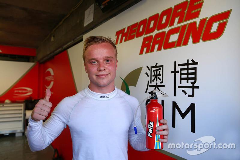Felix Rosenqvist, SJM Theodore Racing