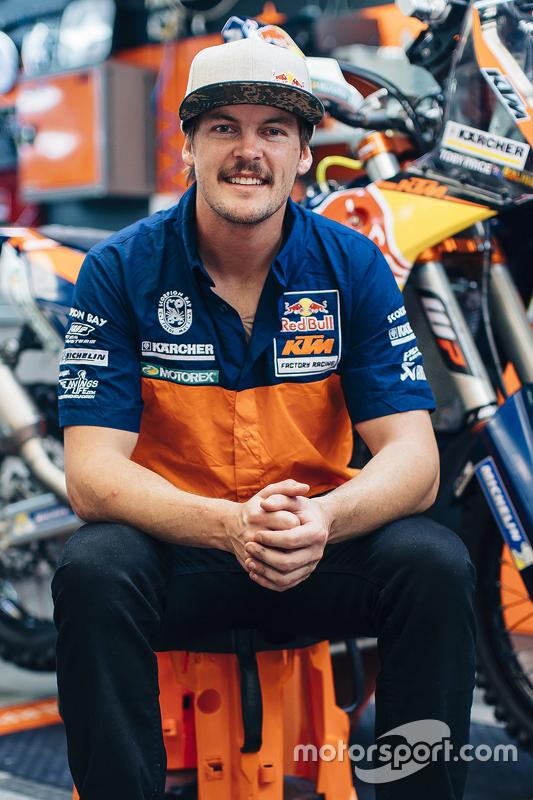 Toby Price, KTM