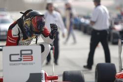 Race 1 winner Marvin Kirchhofer, ART Grand Prix