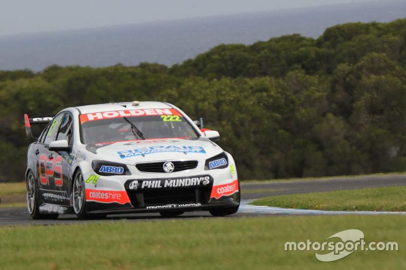 Paul Dumbrell, Lucas Dumbrell Motorsport Holden
