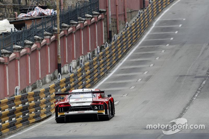 Edoardo Mortara, Audi Sport Team Phoenix, Audi R8 LMS