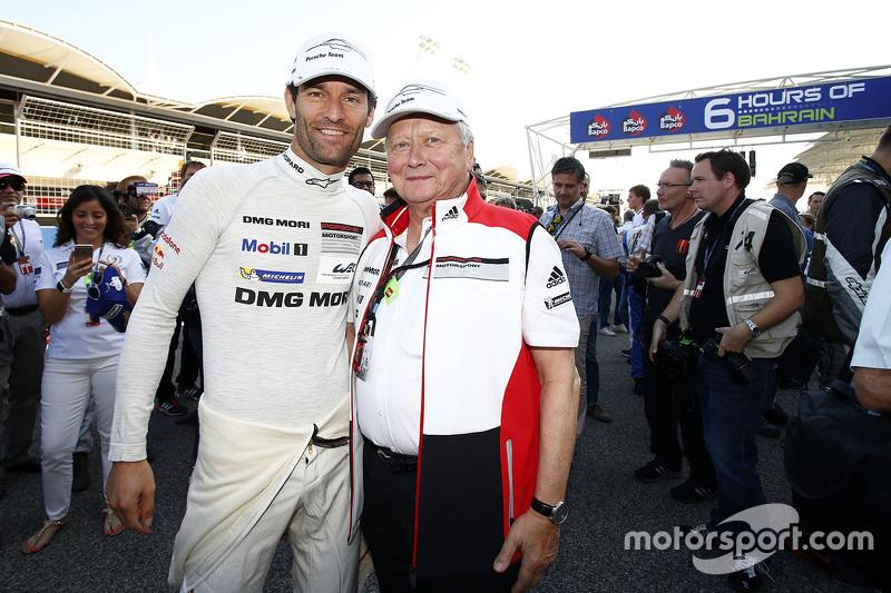Марк Веббер, Porsche Team з д-р Вольфганг Порше