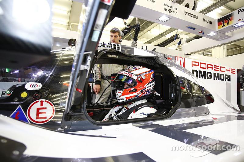 Мітч Еванс, Porsche Team