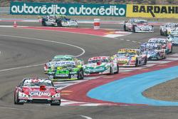 Matias Rossi, Donto Racing Chevrolet, Mauro Giallombardo, Maquin Parts Racing Ford, Carlos Okulovich, Sprint Racing Torino, Mauricio Lambiris, Coiro Dole Racing Torino