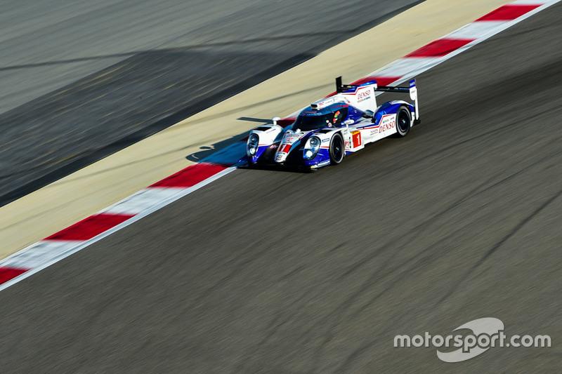 #1 Toyota Racing, Toyota TS040 Hybrid: Alex Lynn