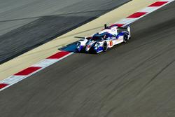 丰田车队1号丰田TS040 Hybrid赛车:埃里克斯·林恩