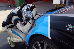 1. und TCR-Champion 2016: Stefano Comini, SEAT Leon, Target Competition