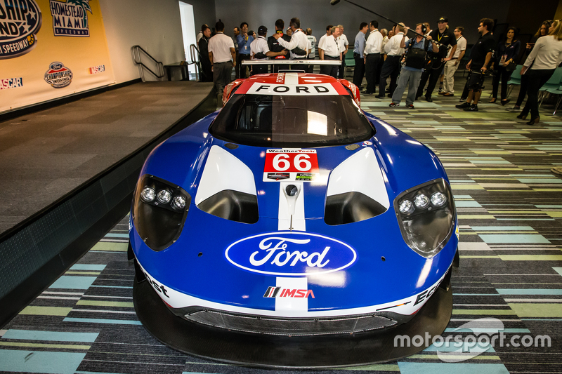 Chip Ganassi Racing Ford GTLM