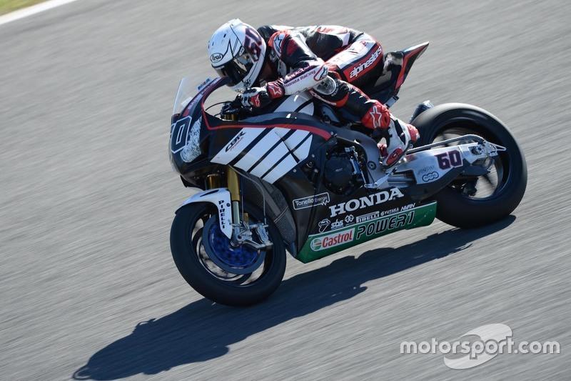 Michael van der Mark, Honda WSBK Takımı