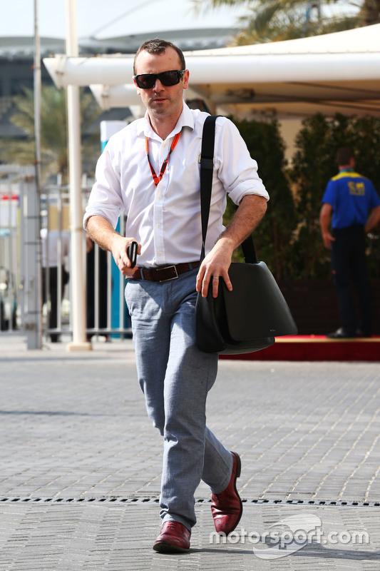 Stephen Fitzpatrick, Manor Marussia F1 Team Investeerder