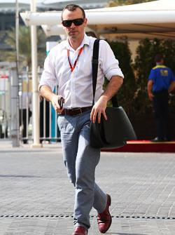 Стефан Фитцпатрик, инвестор Manor Marussia F1 Team