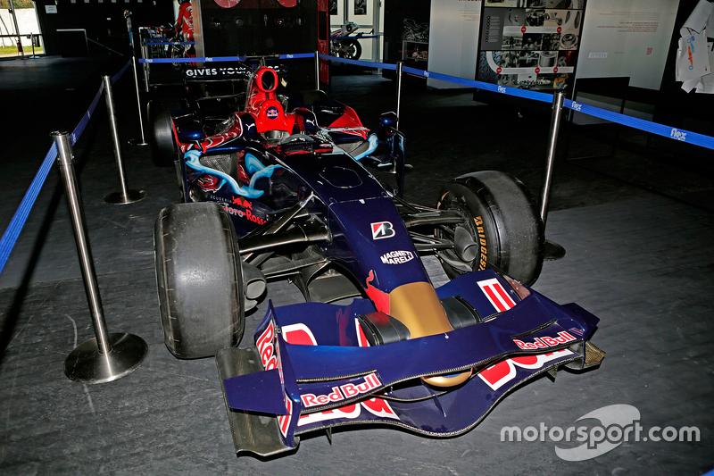 Historischer Toro Rosso F1