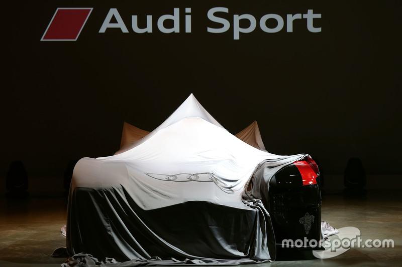 Lanzamiento Audi R18 2016