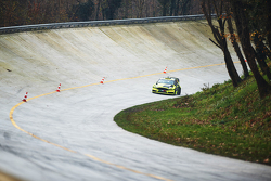 Valentino Rossi und Carlo Cassina, Ford Fiesta