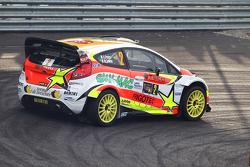 Alessvero Perico ve Moreno Morello, Ford Fiesta
