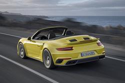 Nuova Porsche 911 Turbo S Cabriolet