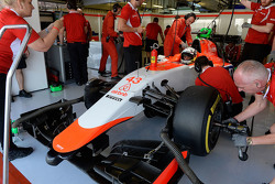 Джордан Кинг, Manor F1 Team