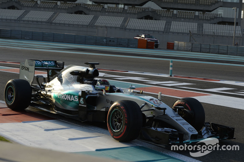 Паскаль Верляйн, Mercedes AMG F1