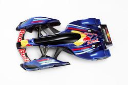 Концепт Red Bull X2010