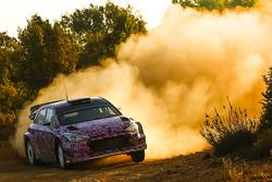 海登·帕顿、约翰·甘纳德,现代i20 WRC,现代车队