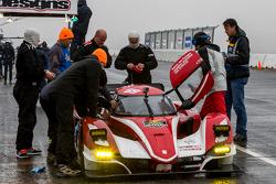 #69 Gryphon Racing Praga R1: Joseph Barone, Danny van Dongen
