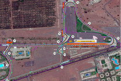 Circuit Moulay El Hassan, Marrakech