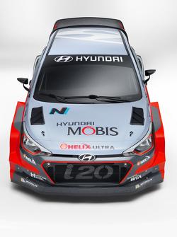 Hyundai i20 WRC 2016, la presentazione
