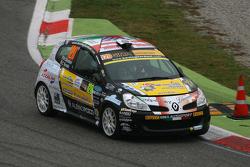 Kevin Gilardoni ve Corrado Bonato, Renault Clio