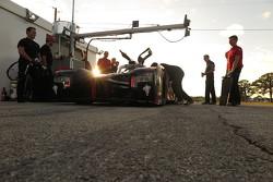 Audi R18 e-tron quattro 2016, test Sebring